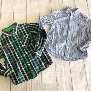 Other - Boys button down shirt bundle